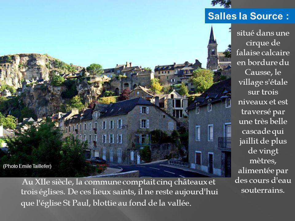Ce château fut longtemps la seigneurie des évêques de Rodez et le lieu de séjour favori de plusieurs d entre eux.