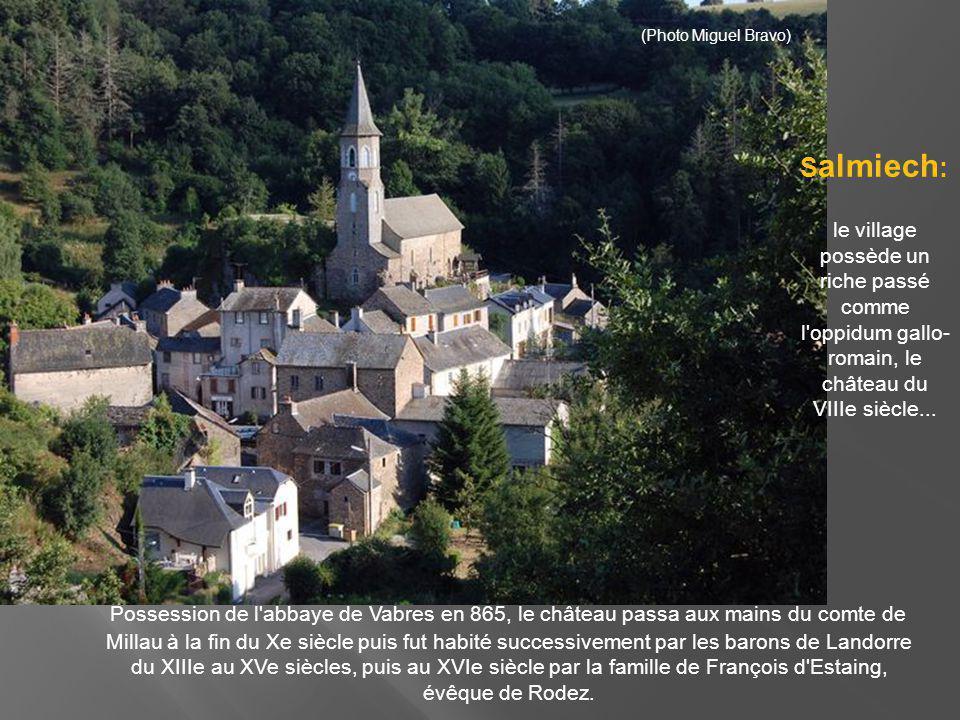 Il s agit d un ermitage aussi perdu qu insolite.Il a été fondé au XIe siècle par St Gausbert.