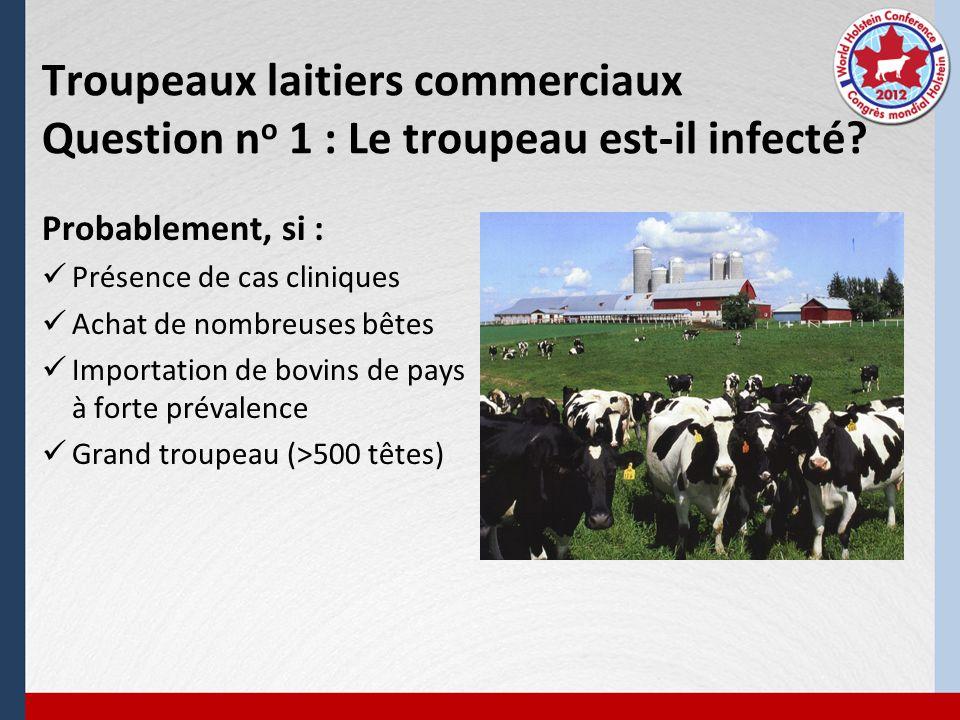 Test combiné des associations 10 000 Holstein x 50 000 (50 k) SNP Test Cochran-Mantel-Haenszel avec Population 1 comme 5 e groupe