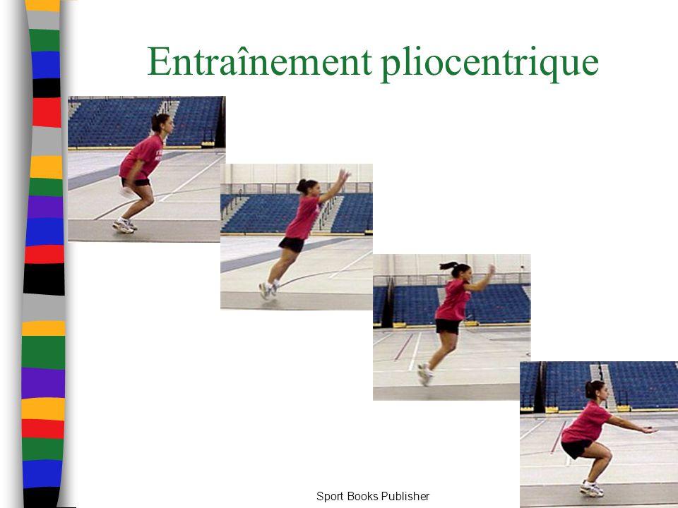 Sport Books Publisher29 Entraînement pliocentrique