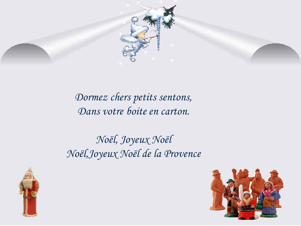 Noël, Joyeux Noël Noël Joyeux de la Provence.