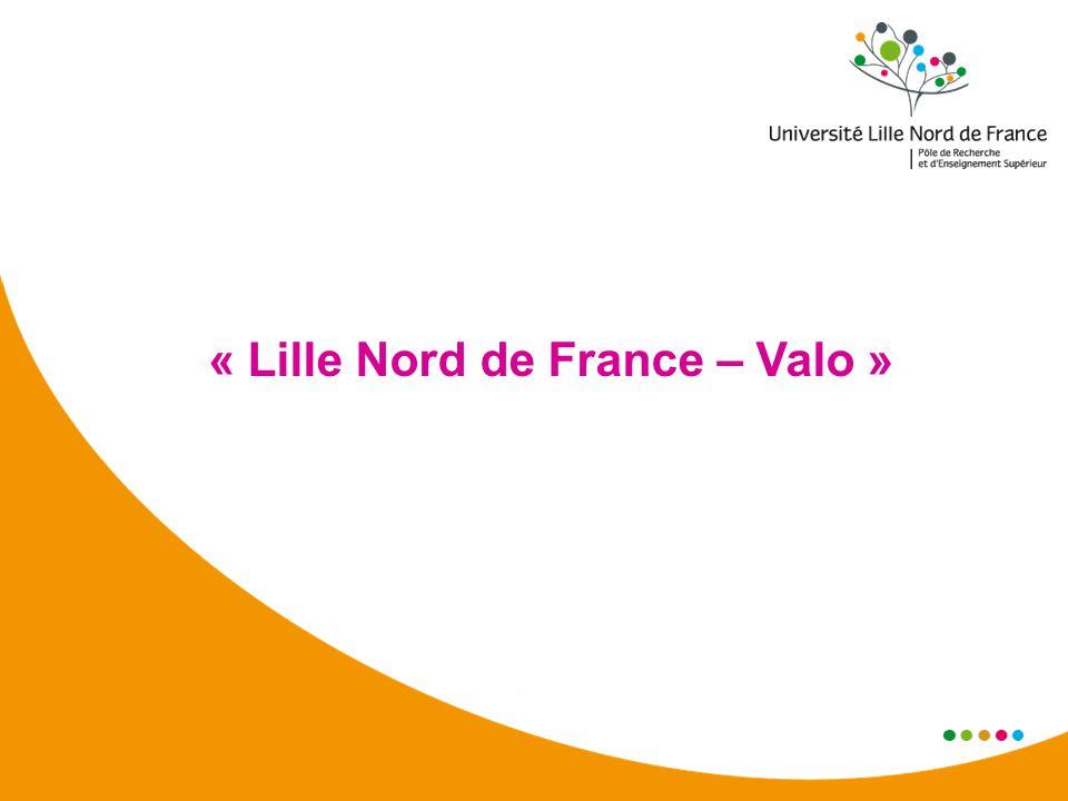 « Lille Nord de France – Valo »