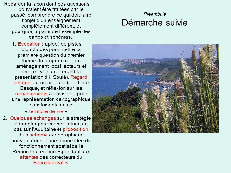 La Côte Basque, espace vécu 3 – Un seul ensemble économique, avec une relativement bonne complémentarité des noyaux urbains mais des communications insuffisantes entre eux Un seul port de commerce Un port de pêche (où la plaisance demeure pour linstant une activité mineure) Un centre de plaisance important BAYONNE Biarritz Anglet St-J-de-Luz Hendaye Tarnos Échelle approximative 1 / 150 000