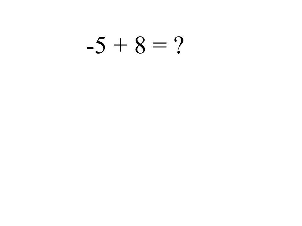 6 - (- 2) =