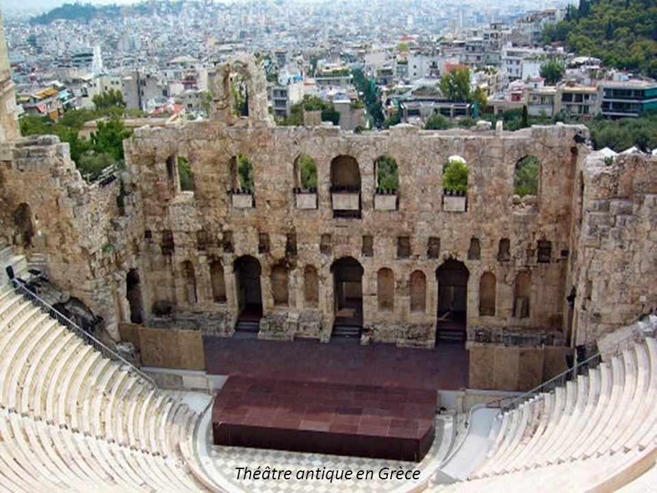 Agora romaine d Athènes en Grèce