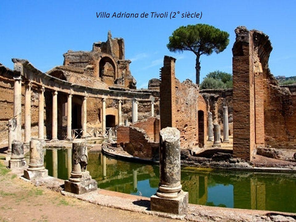 Le Panthéon romain. Édifice religieux antique sur le Champ de Mars à ROME