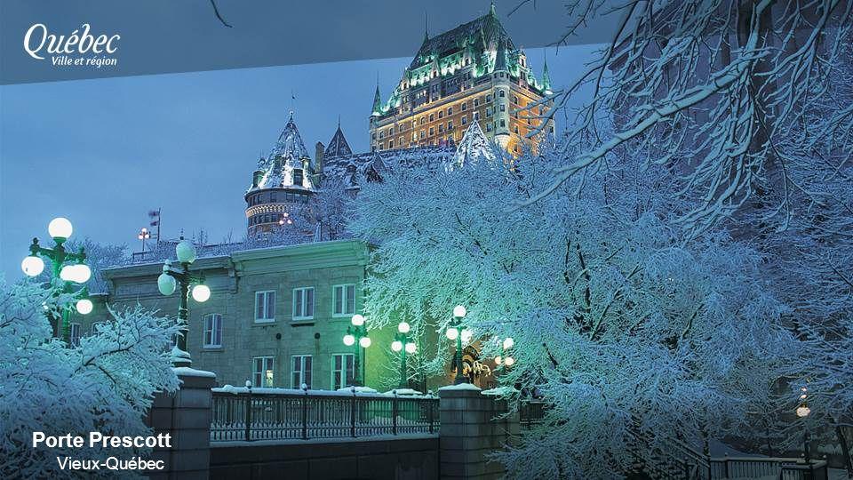 Porte Prescott Vieux-Québec
