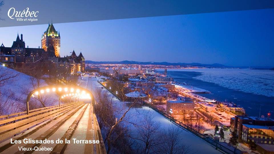 Les Glissades de la Terrasse Vieux-Québec