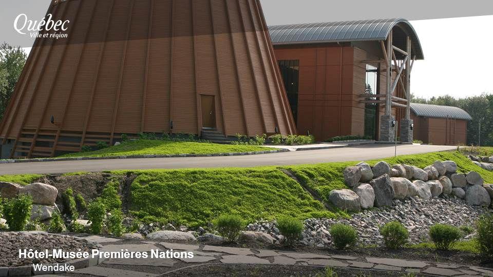 Hôtel-Musée Premières Nations Wendake