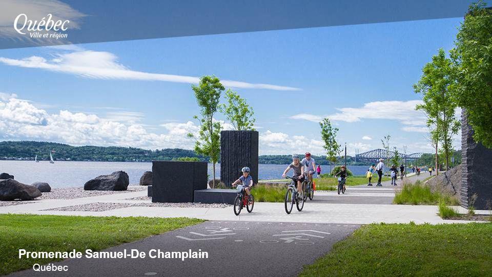 Promenade Samuel-De Champlain Québec