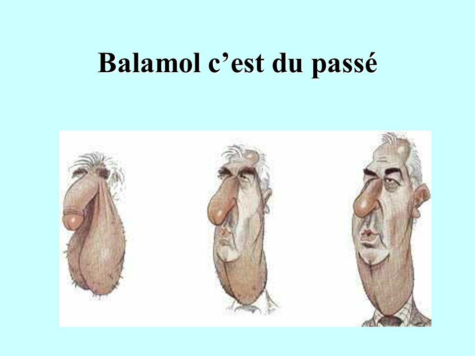 Balamol cest du passé