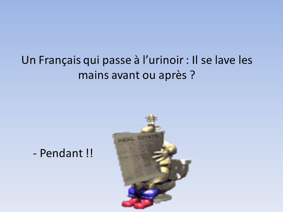 MG Production Vous ne saviez pas comment les Belges et les Suisses perçoivent les Français ? Voici une série de blagues qui circulent chez eux … Diapo