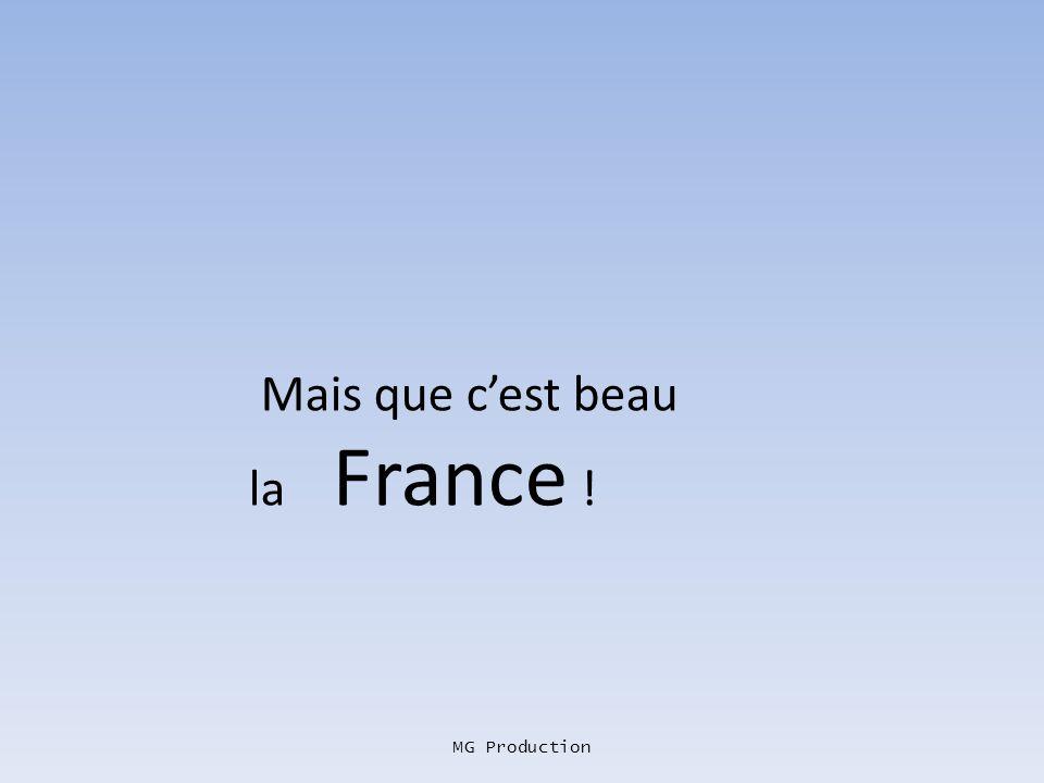 MG Production Pourquoi les Français ont-ils choisi le coq comme emblème ? C'est le seul animal capable de chanter les pieds dans la merde