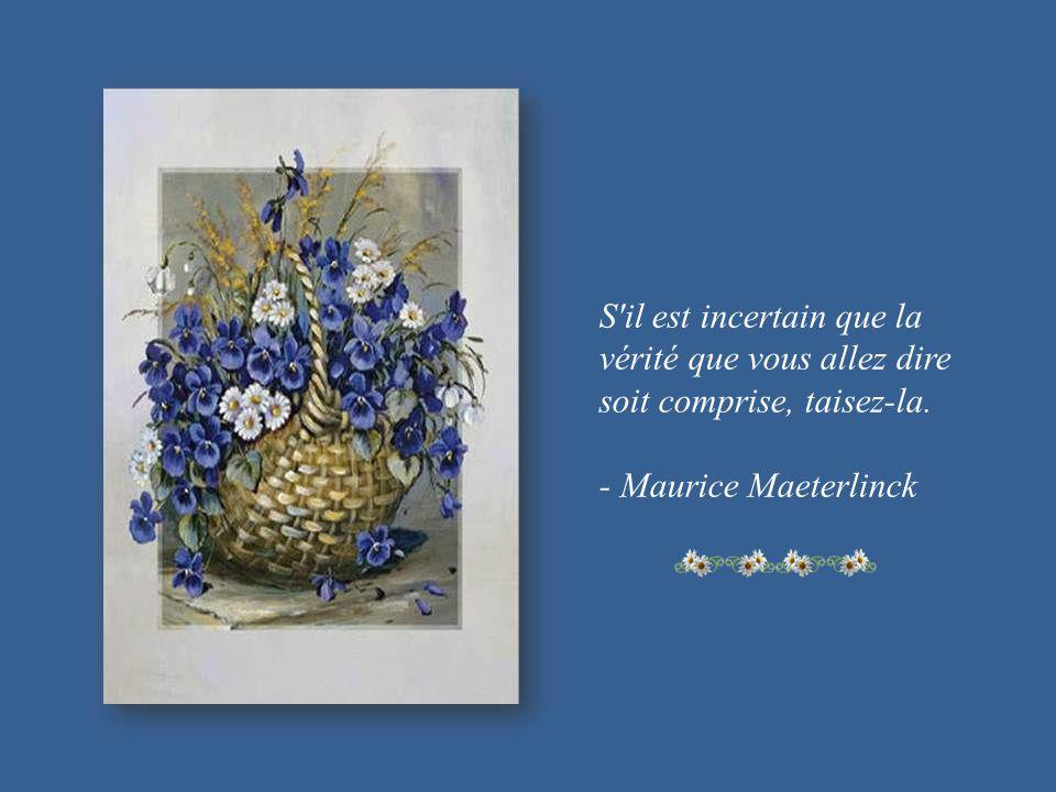 Aime la vérité mais pardonne à l erreur. - Voltaire