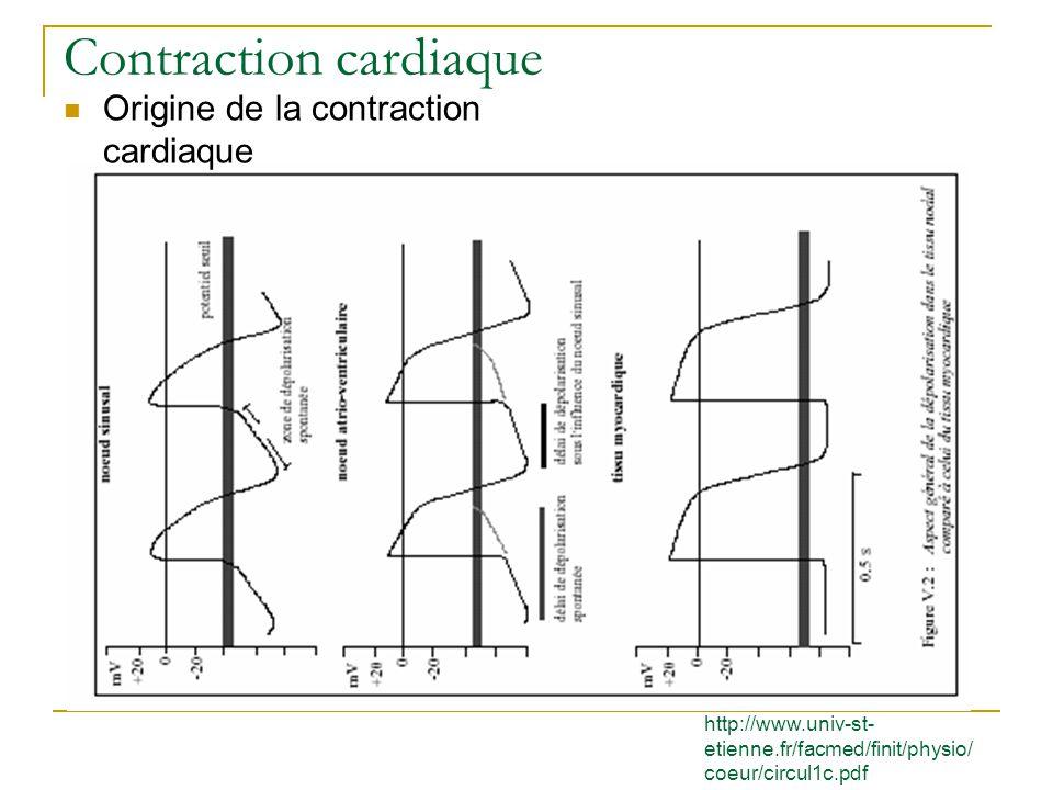 Débit cardiaque Mesure du débit cardiaque par méthode invasive STAPS, 2002