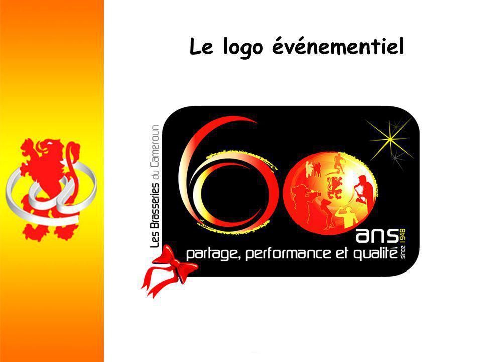 Le logo événementiel