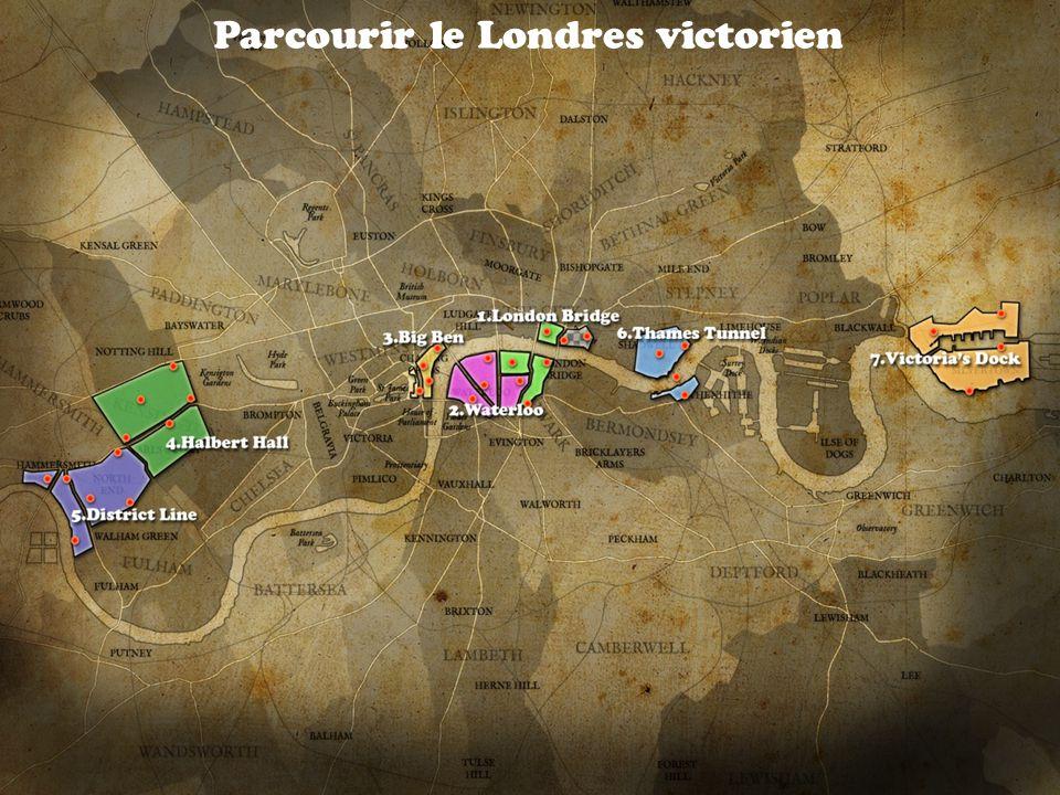 Parcourir le Londres victorien