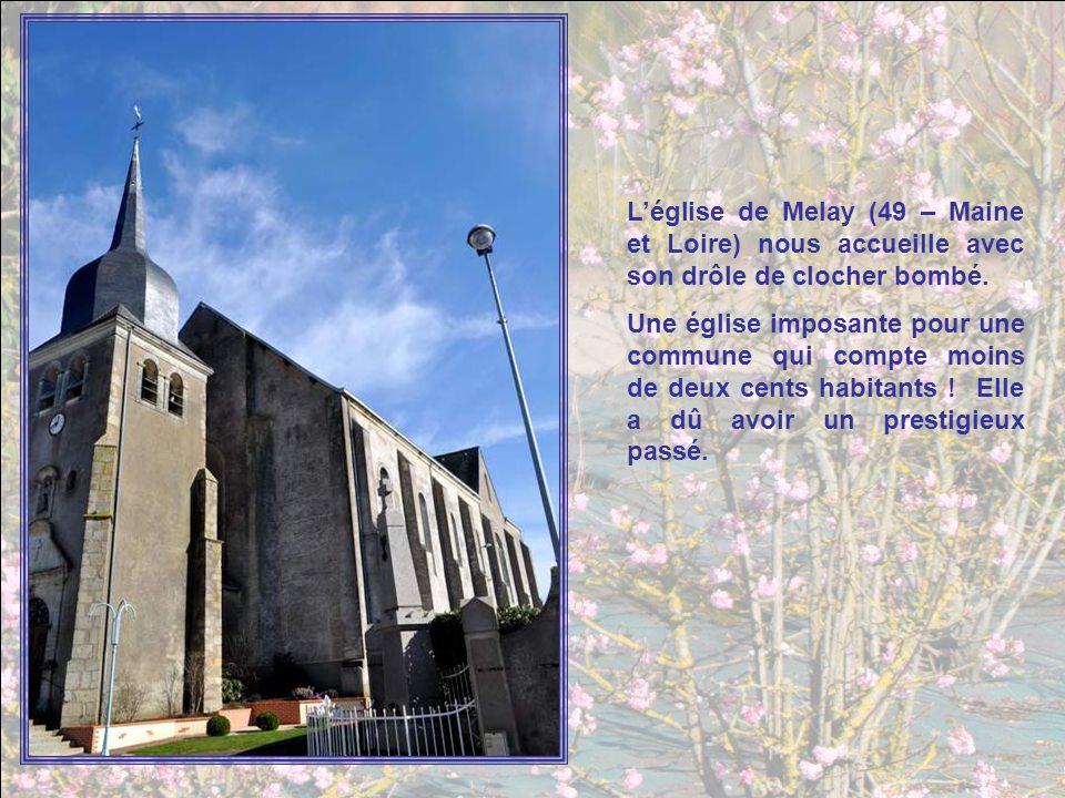Cette église classée est datée des XII° et XX° siècles.