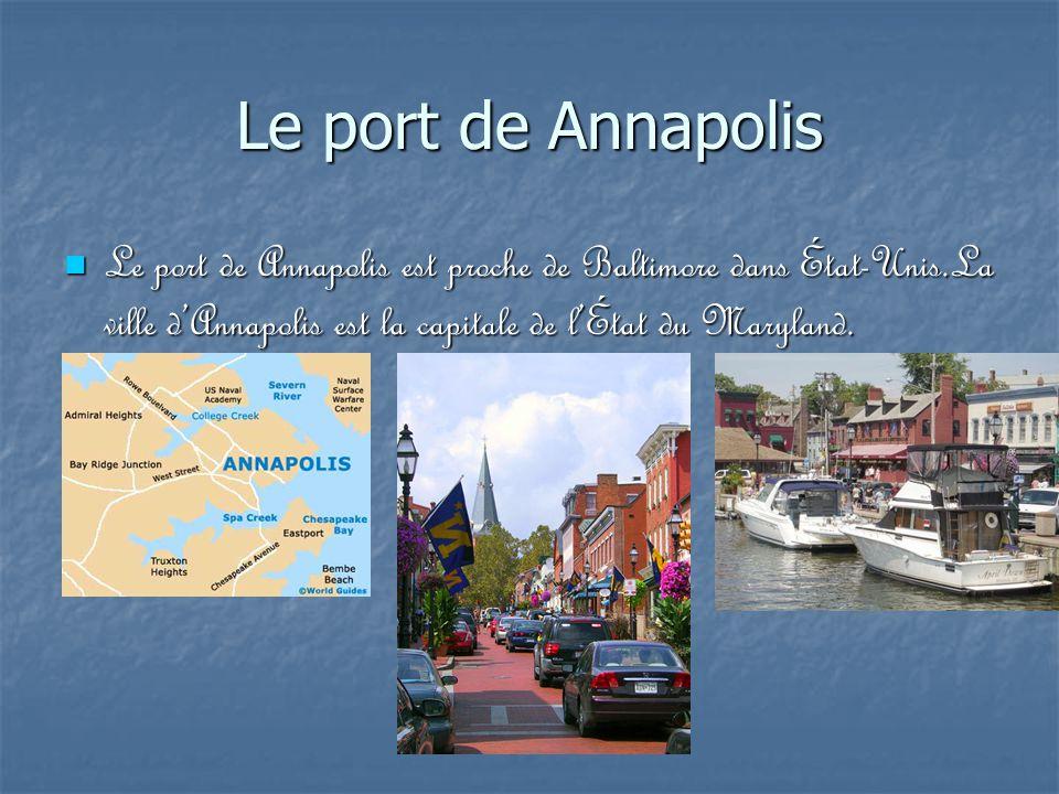 Le port de Vancover Le port de Vancouver est situe sud-ouest de la Columbie Briannique, au Canada.