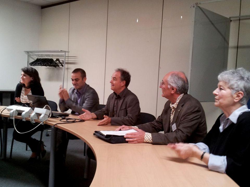 Visite du 13 juin par un groupe de l'UTAI, accueillis par M. Claude YVENAT et M. Julien ADRAST. Nous avons pu apprécier les différentes activités du G