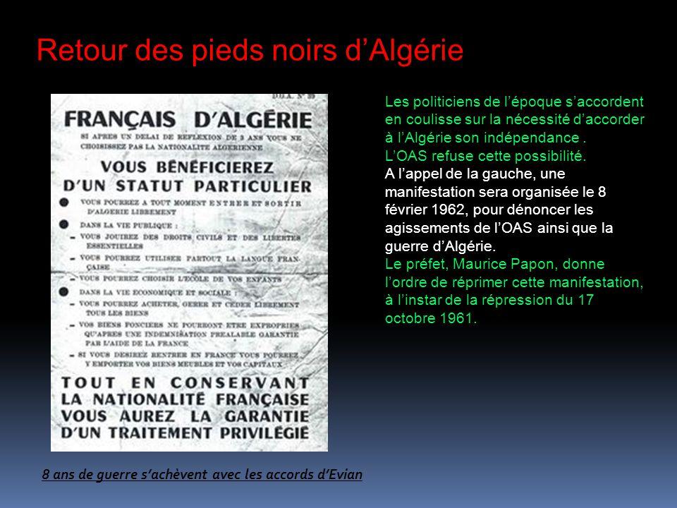 Attentat du Petit Clamart vers Villacoublay Le 22 août 1962, à 20h30, l le Général de Gaulle né le 22 novembre 1890 à Lille et mort le 9 novembre 1970