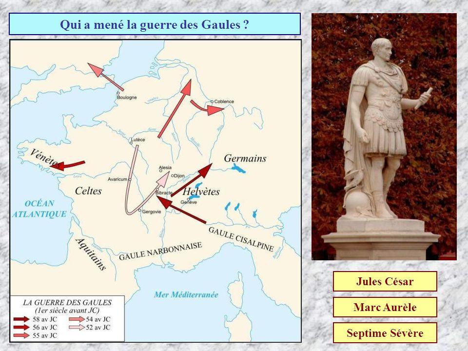 Avec qui Jules César et Pompée ont-ils conclu le premier triumvirat en 60 av. JC ? Crassus Brutus Marius CésarPompée ?