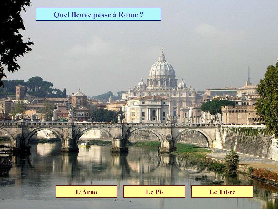 Les sept collines de Rome