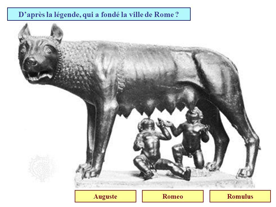 Quel fleuve passe à Rome ? LArnoLe PôLe Tibre
