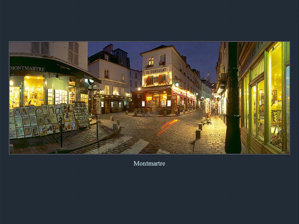Chevet de Saint-Eustach & rue Montorgueil