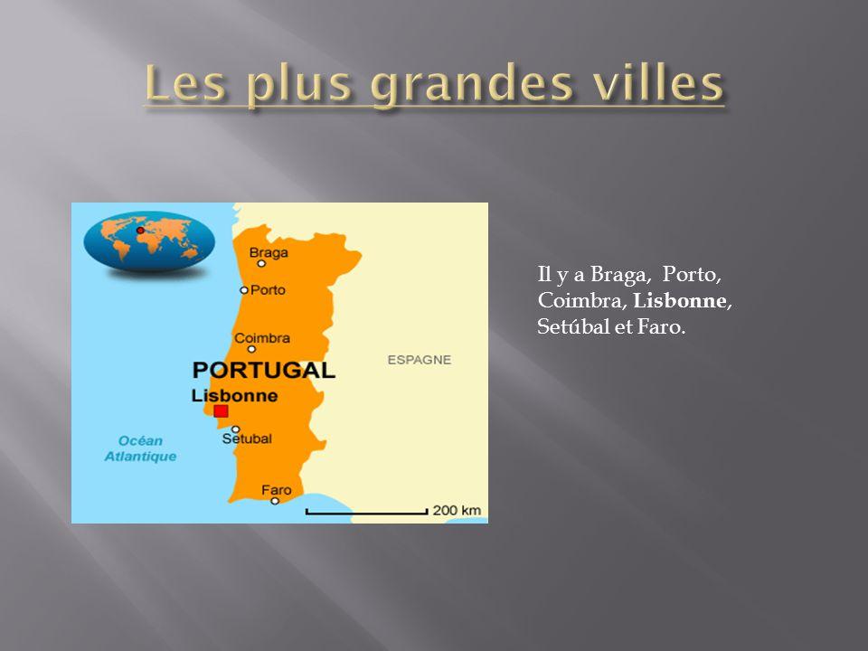 On parle Portugais également sur le continent africain.