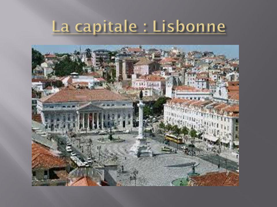 La Tour de Belem est le deuxième centre touristique de Lisbonne.
