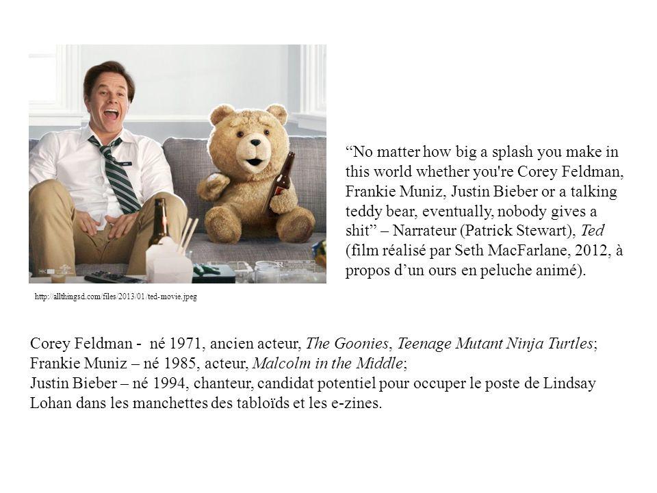 Paul Lynde: «Centre square to win, Peter»* http://upload.wikimedia.org/ wikipedia/en/c/c9/Lynde1973.jpg http://www.franklinmaine.net/Gossip%20and http://www.franklinmaine.net/Gossip%20and %20News/Gossip%20Images/HollywoodSquares.jpg Le cadre dun simple jeu devenu une occasion pour recycler des vedettes dépassées, visant le même public largement féminin des adeptes de Soap Opera, permettait à Lynde de répondre aux questions/doubles entendes en utilisant le Fagspeak; à lépoque, ce glissement naurait pas été possible sans le contexte du jeu télévisé et du Fagspeak.