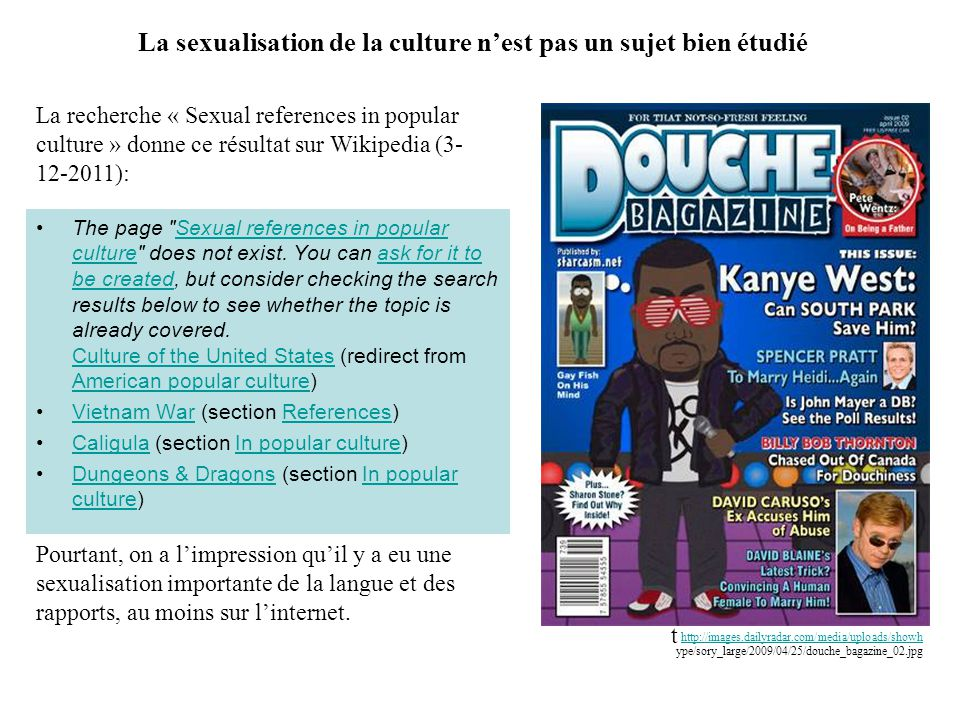 http://www.youtube.com/watch?v=BvMvUrAINck http://sexistentialiste.files.wordpress.com/2010/05/bitch24_lg1.jpg Bitch – revue féministe qui analyse la culture pop: http://bitchmagazine.org/ http://bitchmagazine.org Bitch is a pejorative term for woman or subordinate man Bitch Wikipedia, http://en.wikipedia.org/wiki/Bitch_(disambiguation), 06-10-2010http://en.wikipedia.org/wiki/Bitch_(disambiguation) http://3.bp.blogspot.com/_k6ba3Y8MBDY/SH1xOb http://3.bp.blogspot.com/_k6ba3Y8MBDY/SH1xOb Iq-pI/AAAAAAAAAFs/578gzZD8sZ4/s320/jail_cell.jpg De Urban Dictionary (http://www.urbandictionary.com/define.php?term=bitch, consulté 10- 02-12): He is *so* her bitch. How can you tell? He s wearing plaid.