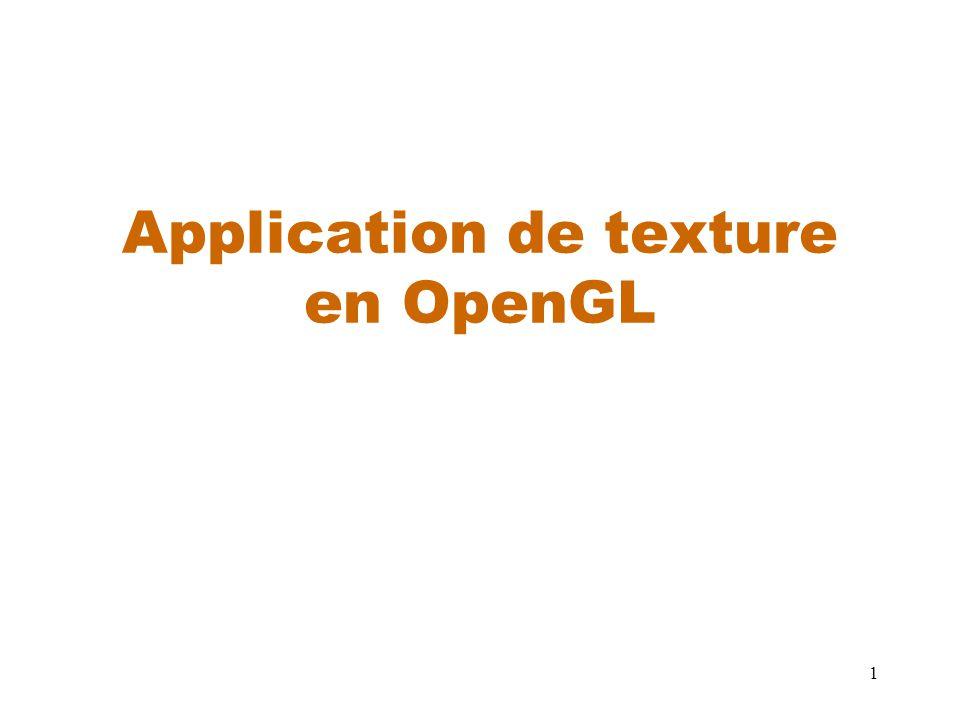 32 //Tiré deMason Woo, Jackie Neider, Tom Davis et Dave Shreiner, //OpenGL 2.0 Le guide officiel pour l apprentissage et //la maîtrise d OpenGL 2.0.CAMPUSPRESS, 2006.