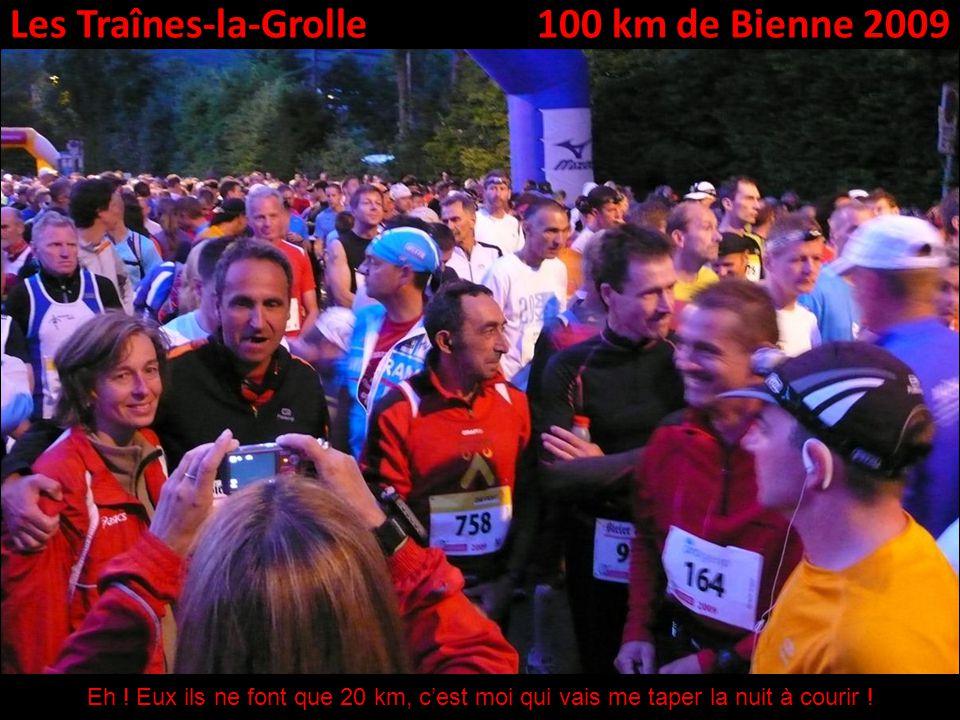 Les Traînes-la-Grolle100 km de Bienne 2009 Eh .