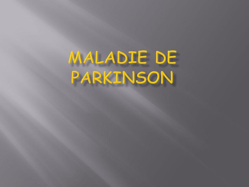 1817, James Parkinson décrit dans son Essai sur la paralysie agitante la Maladie de Parkinson.