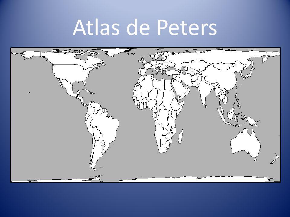 Projection de Mercator Elle est conforme.