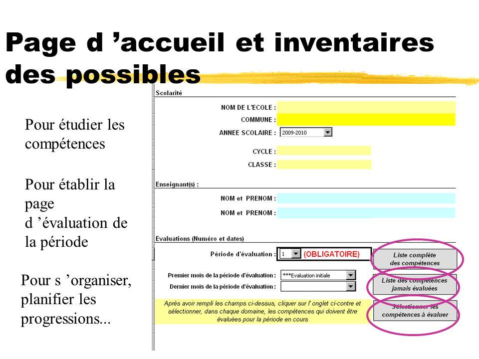 Imprimer la fiche de position Même codage: 1 acquis 2 à consolider 3 en cours d acquisition 4 non acquis