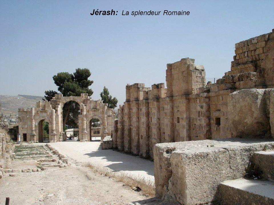Au nord de la Jordanie, près de la frontière Syrienne