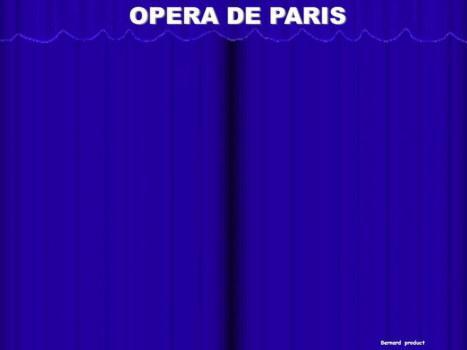 La copa de la vida OPERA DE PARIS OPERA DE PARIS Bernard p roduct