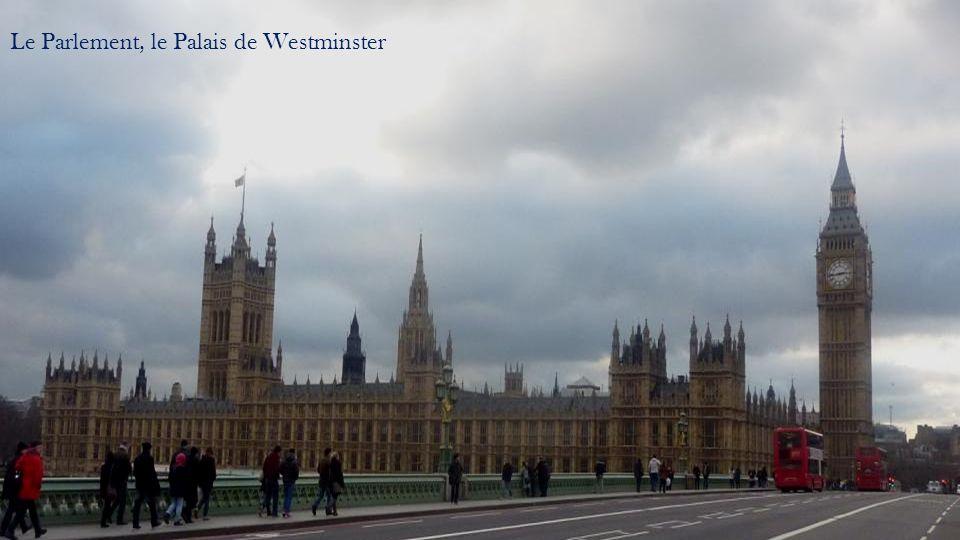 La Tamise Le palais de Westminster Big Ben La tour Elisabeth LAbbaye de Westminter