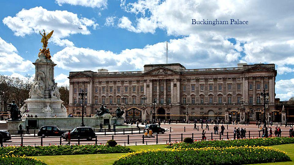 Le Parlement, le Palais de Westminster