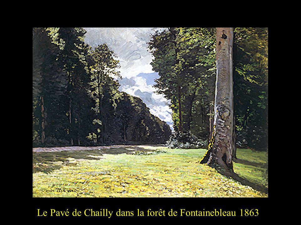 Le Pavé de Chailly dans la forêt de Fontainebleau 18632