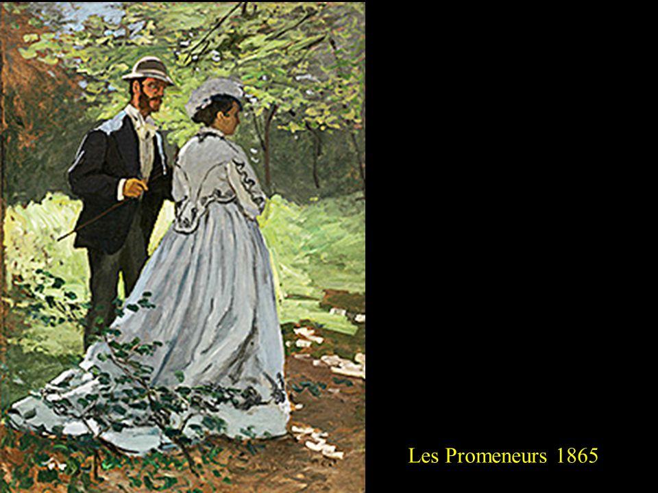 Fragment du Déjeuner sur lherbe, panneau gauche 18632
