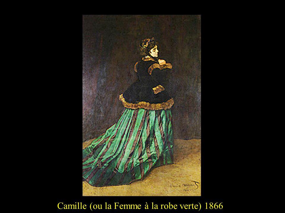 Camille (ou la Femme à la robe verte) 18662