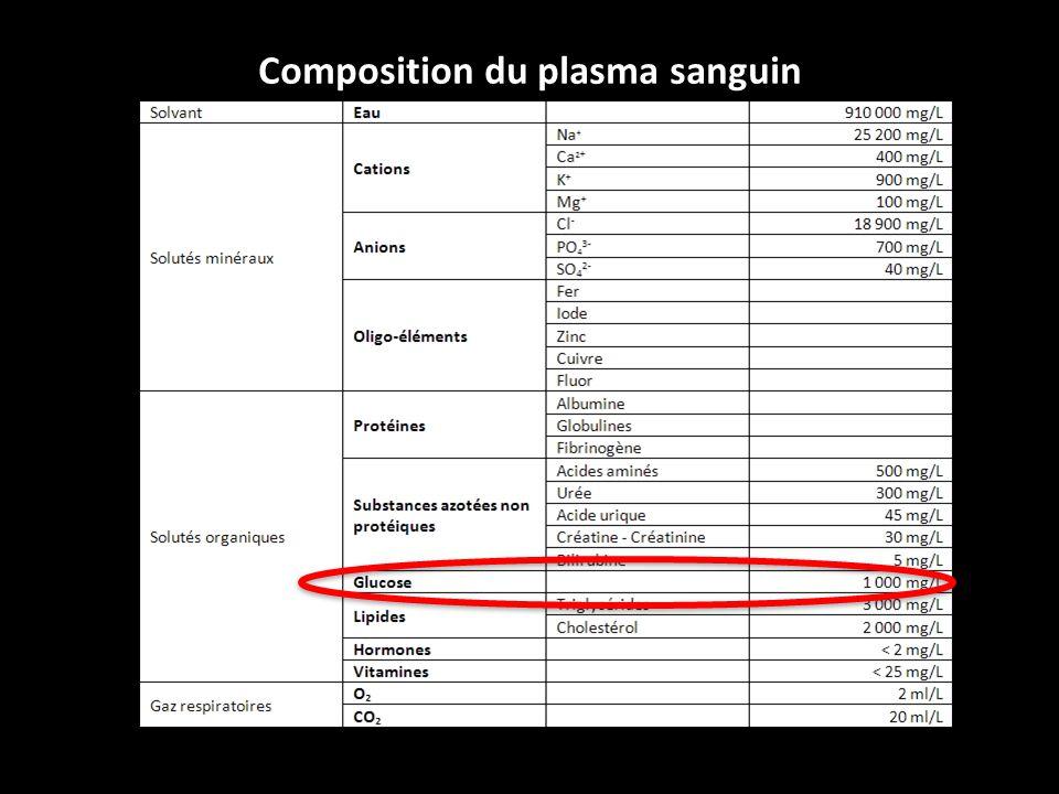 1- Si hyperglycémie FOIE Glucose Glycogénogenèse Glycogène Glycémie > 1 g/L Transporteur GluT-2 Glycémie = 1 g/L Insuline +