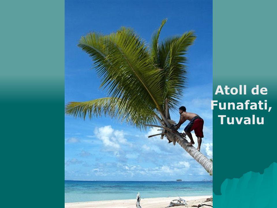 Atoll de Funafati, Tuvalu