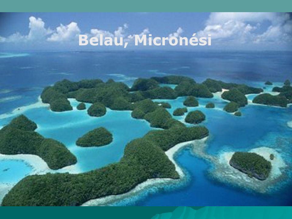 Belau, Micronési