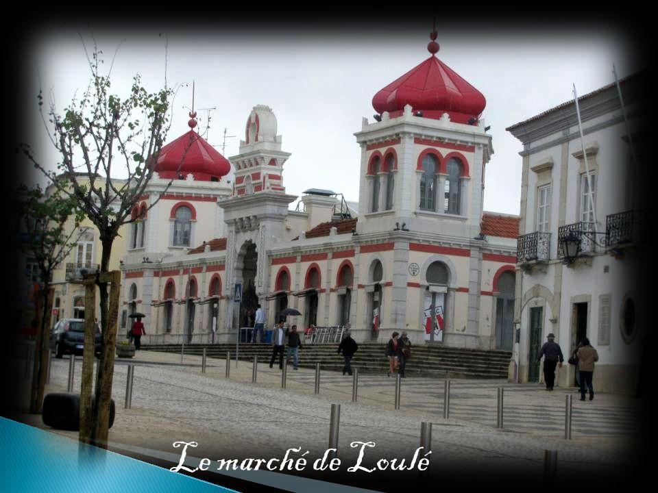 Le marché de Loulé