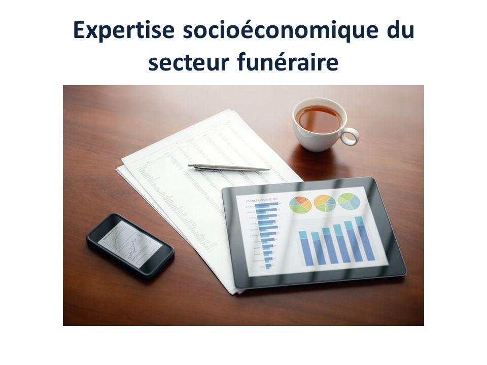Expertise socioéconomique du secteur funéraire